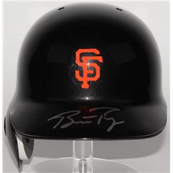 Buster Posey Signed Giants Authentic On-Field Batting Helmet (Beckett Hologram)