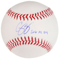 "Corey Seager Signed Baseball Inscribed ""2016 NL ROY"" (Fanatics  MLB)"