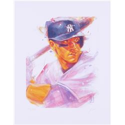 Aaron Judge Yankees 11x14 Limited Edition Fine Art Print by John Yim #/100