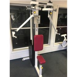APEX LADY REAR DELT/PEC FLY WEIGHT MACHINE