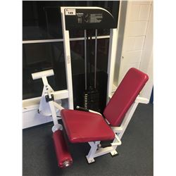 APEX LADY LEG EXTENSION WEIGHT MACHINE