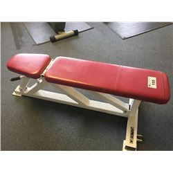 APEX LADY ADJUSTABLE WEIGHT BENCH