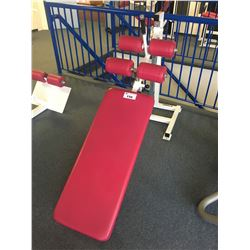 APEX LADY DECLINE WEIGHT BENCH