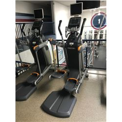 PRECOR 100I AMT ALL MOTION TRAINER WITH CARDIO THEATER SYSTEM