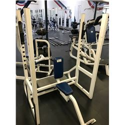 CYBEX VERTICAL BENCH PRESS