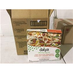 Case of Daiya Fire-Roasted Vegetable Pizza (8 x 492g)