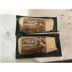 King Cole Duck Breast Lot of 2