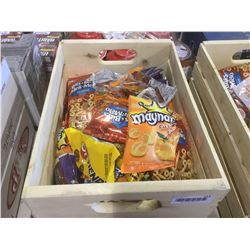 Bin of Assorted Confectionery