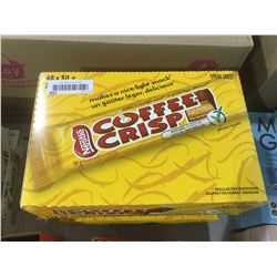 Nestle Coffee Crisp Bars (48 x 50g)