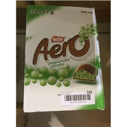 Aero Peppermint Bars (24 x 41g)