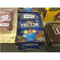 Kellog's Vector Energy Bars Lot of 2 (15 x 55g)