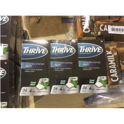 Thrive Nicotine Replacement 36 Piece Lot of 12