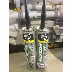 DAP Polyurethane Sealant Lot of 2