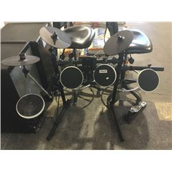 Univax Electric Drum Kit