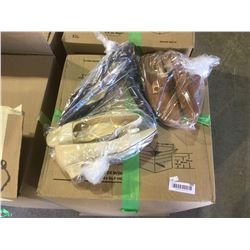Box of 50 Pairs of Ladies' Shoes