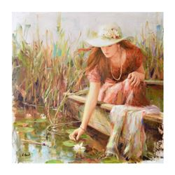 By the Pond by Vidan