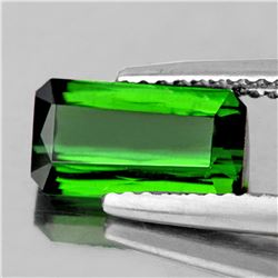 Natural AAA Chrome Green Tourmaline 10x5.5 MM - FL