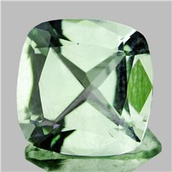 Natural Green Tea Color Green Amethyst 10 MM - FL
