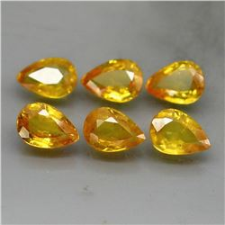Natural Yellow Sapphire 3.59 Cts