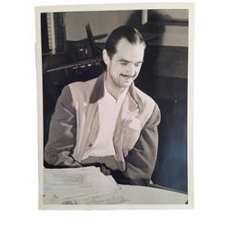 Howard Hughes Original Photo