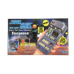 Star Trek Next Generation Replica Tricorder