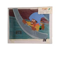Filmation Studios Fat Albert Animation Cel