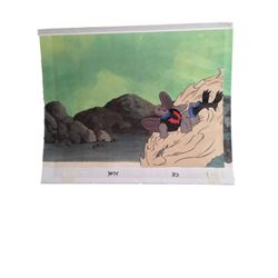 Filmation Studios She-Ra Animation Cel