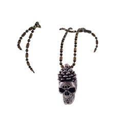 Underworld: Awakening Coven Character Skull Necklace Movie Props