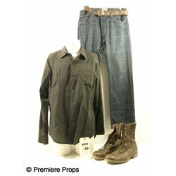 Takers John (Paul Walker) Movie Costumes