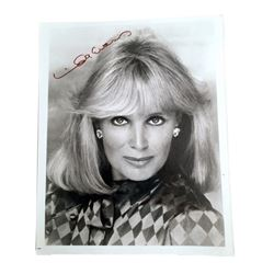 Linda Evans Signed Photo