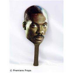 Bowfinger Kit Ramsey (Eddie Murphy) Face Cut Out Movie Props