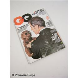The Beaver GQ Magazine Movie Props