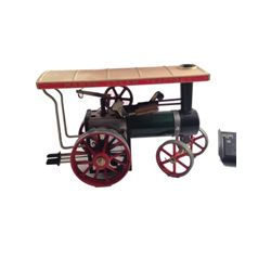 Vintage Mamod Traction Steam Tractor Toy Model