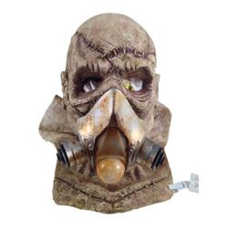 Hell Fest (2018) Demented Doctor SFX Mask Movie Props