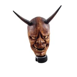 Hell Fest (2018) Oni with Horns SFX Mask Movie Props