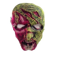 Hell Fest (2018) Zombie SFX Mask Movie Props