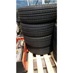 SET OF FOUR KUMHO ROAD VENTURE LT245/75R16 TIRES