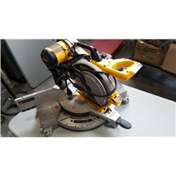 DEWALT COMPOUND MITRE SAW DW716