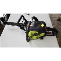 POULAN GAS CHAINSAW