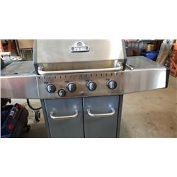 BROIL MATE STAINLESS NATURAL GAS BBQ