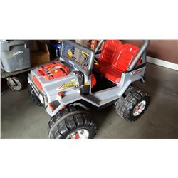 PEG PEREGO ELECTRIC JEEP