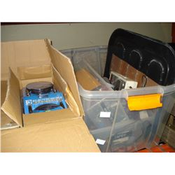 CASE OF HOME THEATER CABLES AND ESD GROUNDING EQUIPMENT