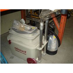 BISSELL HOME POWER STEAMER AND AUTOCARE CLEANER