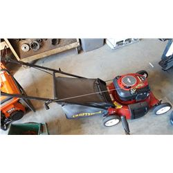 CRAFTSMAN 6.75 HP LAWNMOWER WITH BAG