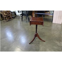 BOMBAY DROP LEAF PARLOUR TABLE