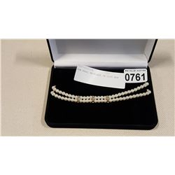 NEW PEARL NECKLACE IN GIFT BOX