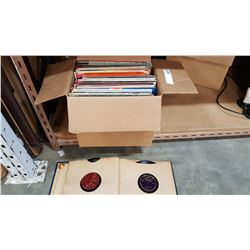 BOX COLLECTABLE RECORDS