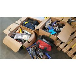 LARGE LOT OF TOOLS AND SHOP SUPPLIES