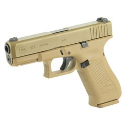 HOT! NEW IN BOX, 19 Shot: Glock, 19X, Safe Action, Compact Size Pistol, 9MM, PX1950703