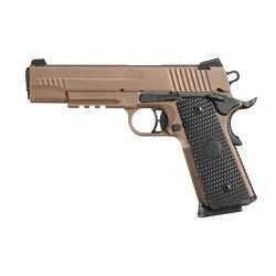 """Sig Sauer, 1911 Emperor Scorpion, 45 ACP, 5"""" Barrel, Stainless Frame, NEW IN BOX, 1911R-45-ESCPN"""